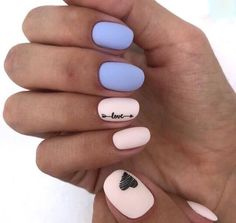 What manicure for what kind of nails? - My Nails Love Nails, Pretty Nails, Gorgeous Nails, Arrow Nails, Best Acrylic Nails, Stylish Nails, Perfect Nails, French Nails, Simple Nails