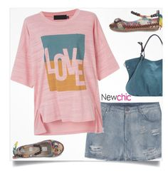 """""""NewChic #13"""" by tawnee-tnt ❤ liked on Polyvore"""
