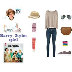 One Direction girl outfits