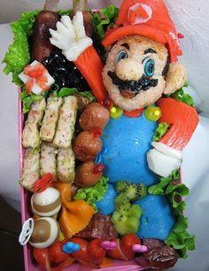 Super Mario Bros food Box on Global Geek News.