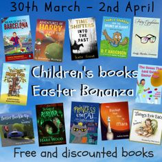 I've teamed up with ten authors to bring you the Children's Easter Book Bonanza. There are free and discounted books for children aged between 0 - 12 years. Easter Books, Authors, Age, Posts, Children, Blog, Messages, Boys, Kids