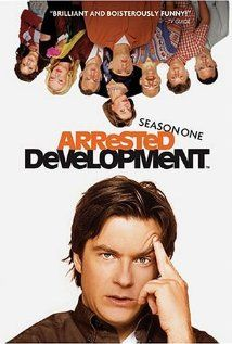 And now the story of a wealthy family who lost everything and the one son, who had no choice but to keep them all together. It's Arrested Development.