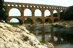 Pont du gard - Arles, France