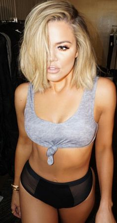 Here's what Khloe Kardashian's been eating to get *this* body... (DAMN, gurl)