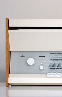 Dieter Rams, Braun – Only/Once – www.onlyonceshop.com