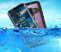 Waterproof Case for Samsung Galaxy Plus Snow Rain, Screen Guard, Samsung Galaxy S9, Smartphone, Gadgets, Drop, Phone Cases, Gift Ideas, Nature