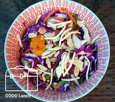 The GOOD Lunch: Chinese Chicken Salad | Health on GOOD
