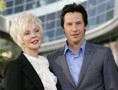 Patricia Taylor, Son Keanu Reeves