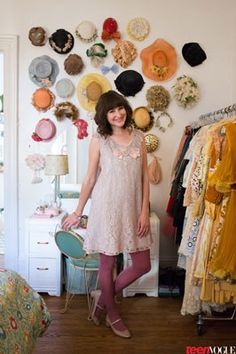 Tour the Super Sweet Apartment of Fancy Fine Blogger Ashley Ording | Teen Vogue