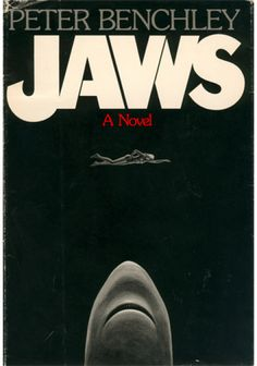 Jaws - Peter Benchley - Maybe even scarier than the movie!