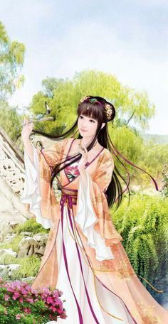 Ancient Chinese Beauty (572)