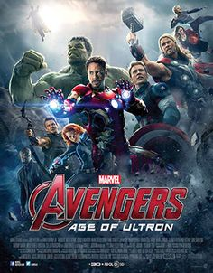 Summer movie season kicks off with one of the most anticipated films of the year in Avengers: Age of Ultron. When Tony Stark tries to jumpstart a dormant peacekeeping program, things go awry and it is up to the Avengers to stop the villainous Ultron from enacting his terrible plans. The flick blasts into theaters beginning May 1.