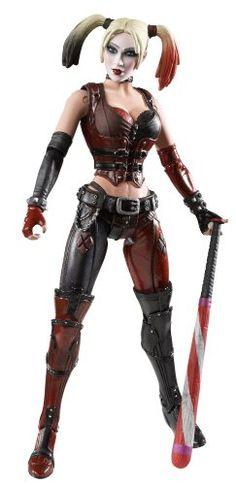 Batman Legacy Harley Quinn Collector Figure Mattel http://www.amazon.com/dp/B006ROUF8K/ref=cm_sw_r_pi_dp_JOSxvb14RP9R8
