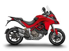 """- The new Ducati Multistrada 1200 voted first in the """"Crossover"""" category - Ducati also wins in the """"Cruiser/Chopper"""" category with the Diavel -. Moto Ducati, Ducati Motorbike, New Ducati, Enduro Motorcycle, Girl Motorcycle, Motorcycle Quotes, Ducati Multistrada 1200 S, Ducati Diavel Carbon, Ducati 1299 Panigale"""