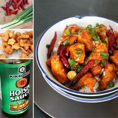 Chinese New Year: General Tso's Chicken - One to try...instead of going to Panda Express.