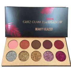 Body Glitter Brave 24 Colors Monochrome Eyes Lip Face Makeup Glitter Shimmer Powder Cosmetics Eyes Baby Bride Pearl Powder Glitters Shining Tslm1