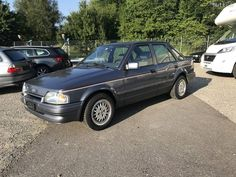 Ford Escort 1.6  -1988 Ford Escort, Vehicles, Car, Automobile, Autos, Cars, Vehicle, Tools