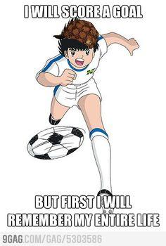 Scumbag Captain Tsubasa