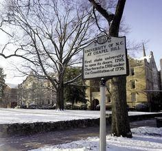 The University of North Carolina (Chapel Hill, NC)