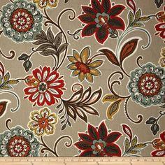 Renaldi Avery Spice - Discount Designer Fabric - Fabric.com