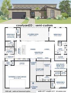 courtyard23 Semi-Cus