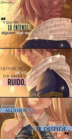 Anime: Fairy Tail Characters: Natsu Dragneel and Lucy Heartfilia That really happened . - Anime: Fairy Tail Characters: Natsu Dragneel and Lucy Heartfilia That really happens in the anime: - Anime Fairy, Anime Angel, Sad Anime, Anime Love, Kawaii Anime, Manga Anime, Anime Triste, Fairy Tail Characters, Kirito