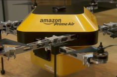 Amazon Prime Air may sound crazy, but it might just work.
