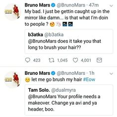 「Bruno's tweets」(Jan/6/2018)