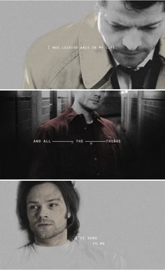 I'm still looking for the answers  I'm still searching for the key #spn