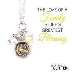 The love of a Family is Life's Greatest Blessing. Celebrate those you love with our beautiful Family Floating Locket Collection! http://ht.ly/10sE6T