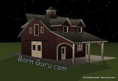 Horse Barn With Onr Bedroom Apt