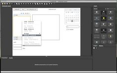 FlairBuilder, Flash-based wireframing software, http://www.flairbuilder.com