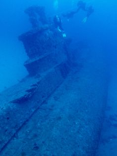 The HMS Stubborn, a British submarine built in Birkenhead, lies intact almost upright on a sandy bottom approximately 4.5km north of Qawra Point.  After a terrible incident, which luckily left no fatal consequences, the now damaged HMS Stubborn was scuttled as a checkpoint target for the British Navy's sonar signals.  This dive is only for very experienced divers and although the hatches are open, penetration of the wreck is not advised. Photo by Brian Azzopardi, Atlantis Diving Centre.