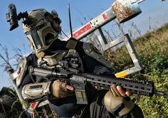 Mandalorian Ballistic Armor - From Heckler & Koch And AR500