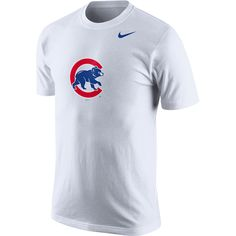 huge selection of 582a5 0171d Chicago Cubs Logo T-Shirt Université De L etat De Floride, L