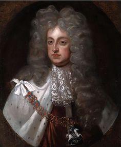 King George II as Prince of Wales (1716)