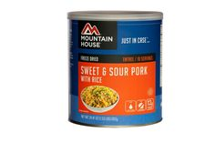 Mountain House Sweet and  Sour Pork with Rice -- Hurry! Check out this great item : Camping equipment