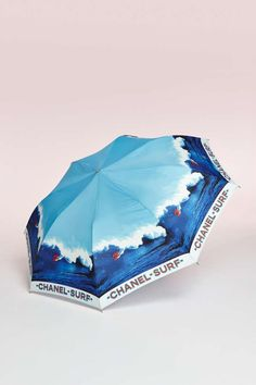 Vintage Chanel Surf Umbrella