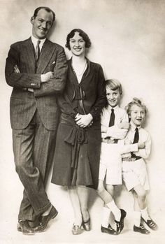 Prince Axel of Denmark with his family Prince Axel was the grandson of King Christian IX of Denmark and princess marie of Orleans.His wife was the princess Margaretha of Sweden,sister of Astrid queen of Belgium and Martha crown princess of Norway.Their sons:George-Valdemar and Flemming-Valdemar