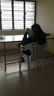 The Indian hostel room!! : Exam time....books and birthdays galore....