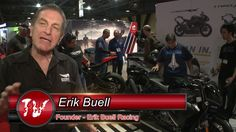 Interview with Erik Buell from Long Beach Motorcycle Show