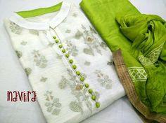 To customize whatsapp 9043230015 for Saree, blouse and Kurtis - Salvabrani Churidhar Designs, Chudidhar Neck Designs, Salwar Neck Designs, Neck Designs For Suits, Kurta Neck Design, Neckline Designs, Kurta Designs Women, Dress Neck Designs, Blouse Designs