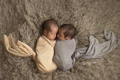 Dallas Newborn Photographer   Newborn Twin Boys