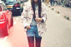 love her coat!