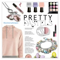 #pastelmakeup  #blackberrydesigns #jewelry #silver #easter #bracelet #necklace #handmade #pastel #pink #babypink #polyvoreeditorial #polyvorecontest #polyvore #contestentry #contest   Buy here: https://www.blackberrydesignsjewelry.com/  Bracelet: https://www.blackberrydesignsjewelry.com/products/mr-jellybeans-easter-charm-bracelet  Necklace: https://www.blackberrydesignsjewelry.com/products/chocolate-rabbit-easter-necklace