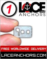 Click to buy shoelace anchors from Lace Anchors (USA)