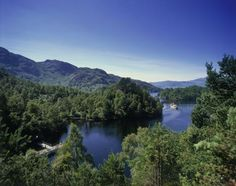 Visit Scotland Loch Katrine