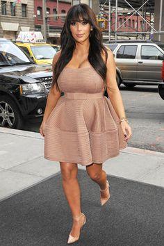 Kim Kardashian y sus looks de embarazada