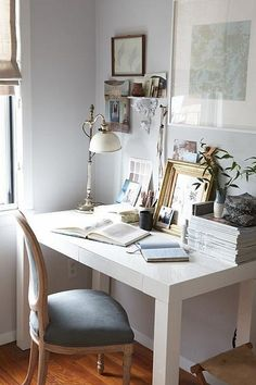 Parsons Table Inspiration via Sarah Richardson Design