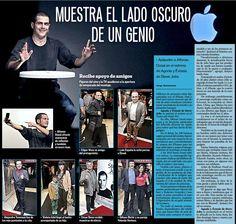 De nuestro estreno en el periódico Reforma.